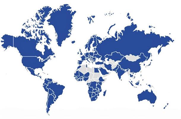ISTQB 회원국 현황_2021년 기준